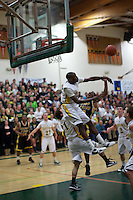 The San Marin High School Mustangs defeated Bishop O'Dowd 51-46 to advance to the North Coast Section title game on March 2, 2011. San Marin would eventually win their first basketball section title in school history.