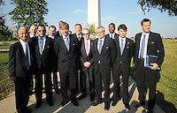 FIFA Inspections Washington DC September 08 2010