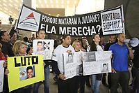 09.08.2018 - Protesto pela morte da PM Luciane na av Paulista em SP