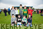 Taking part in the South Kerry School Sports day in Cahersiveen on Monday were front l-r; Tadhg O'Connor(Scoil Saidhbhín), Kieran O'Donnell(Coars), Jordan Kelly(Foilmore), Donnagh Sugrue(Foilmore), back l-r; Jack Griffin(Foilmore), Colin O'Neill(Coars), Dara Murphy(The Glen), Roan O'Dowd(The Glen) & Blake Jackson(The Glen).