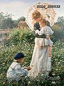 CHILDREN, KINDER, NIÑOS, paintings+++++,USLGSK0032,#K#, EVERYDAY ,Sandra Kock, victorian