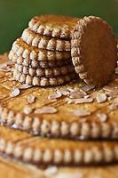 Europe/France/Poitou-Charentes/86/Vienne/Neuville-de-Poitou: Le Broyé du poitou, gâteau régional,  Société  Goulibeur