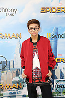 """LOS ANGELES - JUN 28:  JJ Totah at the """"Spider-Man: Homecoming"""" at the TCL Chinese Theatre on June 28, 2017 in Los Angeles, CA"""