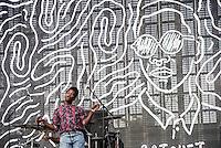 CIUDAD DE MEXICO, D.F. 22 Noviembre.-  Shamir durante el festival Corona Capital 2015 en el Autodromo Hermanos Rodríguez de la Ciudad de México, el 22 de noviembre de 2015.  FOTO: ALEJANDRO MELENDEZ