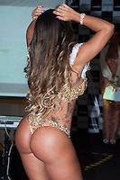 SÃO PAULO-SP-17.11.2014-MISS BUMBUM 2014 -Yara Muniz (BA), 27  durante o Miss Bumbum 2014 no Hotel Pergamon no bairro da Bela Vista.Ao todo, 15 candidatas representaram seus estados na escolha do bumbum mais bonito do país. Região central da cidade de São Paulo,na noite dessa segunda,17.(Foto:Kevin David/Brazil Photo Press