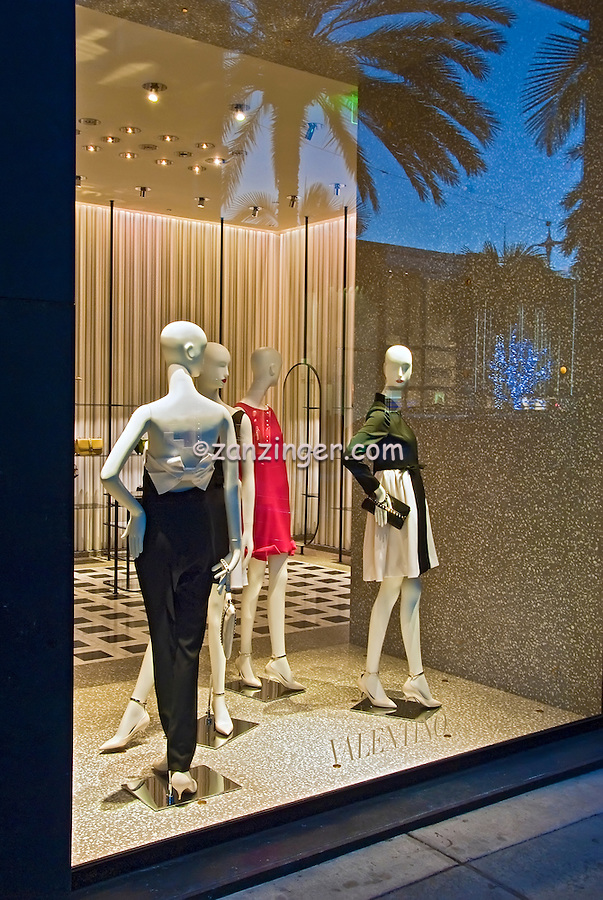 Valentino Beverly Hills CA; Rodeo Drive; Luxury Shopping; Los Angeles CA; Travel; Destination; View; Unique; Quality
