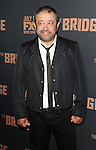 Alejandro Patino arriving at The Bridge Season Two Premiere held at The Pacific Design Center West Hollywood, CA. July 7, 2014.