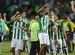 Atlético Nacional venció 2-1 a Sao Paulo (4-2 en el global). Semifinales vuelta de la Copa Libertadores