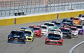 #18: Kyle Busch, Joe Gibbs Racing, Toyota Supra Extreme Concepts/iK9 and #20: Christopher Bell, Joe Gibbs Racing, Toyota Supra Rheem/Smurfit Kappa