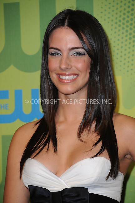 WWW.ACEPIXS.COM . . . . . ....May 21 2009, New York City....Actress Jessica Lowndes arriving at the 2009 The CW Network UpFront at Madison Square Garden on May 21, 2009 in New York City.....Please byline: KRISTIN CALLAHAN - ACEPIXS.COM.. . . . . . ..Ace Pictures, Inc:  ..tel: (212) 243 8787 or (646) 769 0430..e-mail: info@acepixs.com..web: http://www.acepixs.com