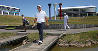 Making his debut, Alex Noren (SWE) during the preview days of the 2015 Alstom Open de France, played at Le Golf National, Saint-Quentin-En-Yvelines, Paris, France. /30/06/2015/. Picture: Golffile | David Lloyd<br /> <br /> All photos usage must carry mandatory copyright credit (&copy; Golffile | David Lloyd)