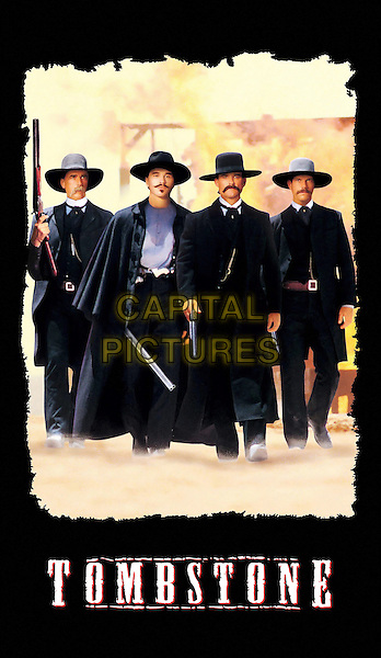 Tombstone (1993) <br /> POSTER ART<br /> *Filmstill - Editorial Use Only*<br /> CAP/KFS<br /> Image supplied by Capital Pictures