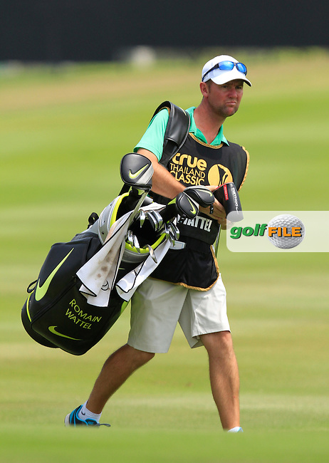 during Round 4 of the True Thailand Classic at the Black Mountain Golf  Club on Sunday 15th February 2015.<br /> Picture:  Thos Caffrey / www.golffile.ie