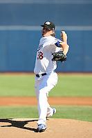 Travis Schlichting - Peoria Javelinas, 2009 Arizona Fall League.Photo by:  Bill Mitchell/Four Seam Images..