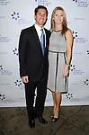 Sanford Michelman and wife at the '13th Annual Discovery Award Dinner' held at the Beverly Hills Hotel November 14, 2013