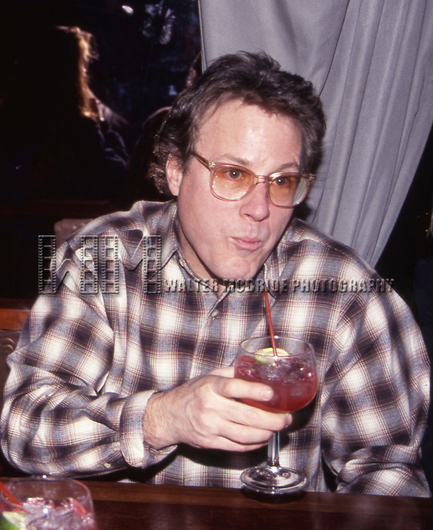 John Heard attends a party on April 15, 1996  in New York City.