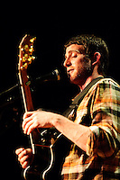 Bryan Greenberg performing at Lucas School House in St. Louis on Nov 23, 2008.