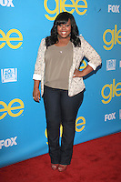 Amber Riley at the TV Academy special screening and Q&A of 'Glee' at the Leonard H. Goldenson Theatre in North Hollywood, California. May 1, 2012. © mpi28 / MediaPunch Inc. **SOLO*VENTA*EN*MEXICO**