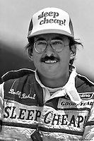 Bobby Rahal after qualifying for the 1982 Indianapolis 500.