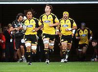 090214 Super 14 Rugby - Hurricanes v Waratahs