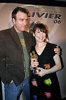 Anne Dorval, Gala des Oliviers 2006<br /> <br /> photo :  by JP Proulx - Images Distribution