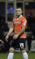 Jack Marriott of Luton Town during the Sky Bet League 2 match between Luton Town and Wycombe Wanderers at Kenilworth Road, Luton, England on 26 December 2015. Photo by Liam Smith.