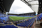 A general view of Goodison Park, home of Everton FC<br /> - Barclays Premier League - Everton vs Leicester City - Goodison Park - Liverpool - England - 19th December 2015 - Pic Robin Parker/Sportimage
