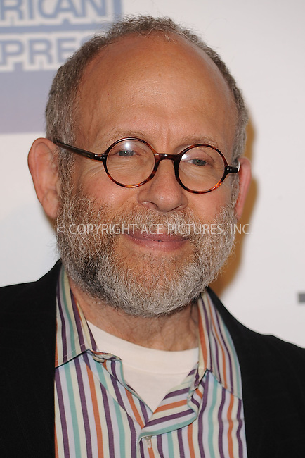 WWW.ACEPIXS.COM . . . . . .April 20, 2011...New York City...Bob Balaban attends the opening night premiere of 'The Union' at the 2011 Tribeca Film Festival at World Financial Center Plaza on April 20, 2011 in New York City.....Please byline: KRISTIN CALLAHAN - ACEPIXS.COM.. . . . . . ..Ace Pictures, Inc: ..tel: (212) 243 8787 or (646) 769 0430..e-mail: info@acepixs.com..web: http://www.acepixs.com .