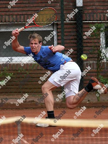 2009-05-28 / Tennis / Gert De Busser..Foto: Maarten Straetemans (SMB)