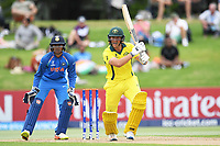 Australia's batsman Jonathan Merlo in action while batting during the ICC U-19 Cricket World Cup 2018 Finals between India v Australia, Bay Oval, Tauranga, Saturday 03rd February 2018. Copyright Photo: Raghavan Venugopal / © www.Photosport.nz 2018 © SWpix.com (t/a Photography Hub Ltd)