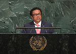 72 General Debate – 20 September <br /> <br /> His Excellency Tommy Esang Remengesau Jr., President of the Republic of Palau