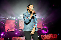MIAMI BEACH, FL - OCTOBER 28: Alessia Cara performs on stage during the Know-It-All Tour Part II at Fillmore Miami Beach on October 28, 2016 in Miami Beach, Florida. Credit: MPI10 / MediaPunch
