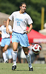 North Carolina's Yael Averbuch on Sunday September 17th, 2006 at Koskinen Stadium on the campus of the Duke University in Durham, North Carolina. The University of North Carolina Tarheels defeated the University of Florida Gators 1-0 in an NCAA Division I Women's Soccer game.