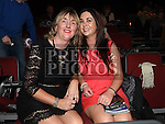 Sinead Boylan and Debbie O'Sullivan pictured at Duleek/Bellewstown Strictly Come Dancing at the TLT. Photo:Colin Bell/pressphotos.ie