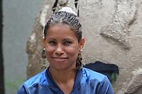 SÃO PAULO, SP, 30.12.2013: COLETIVA SÃO SILVESTRE/SP - A atleta Sueli dos Santos durante coletiva de imprensa da São Silvestre, na tarde desta segunda-feira, no hotel Estanplaza na regiao da Avenida Paulista.(Foto: Vanessa Carvalho / Brazil Photo Press).