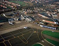 December 1997. Luchthaven Deurne.