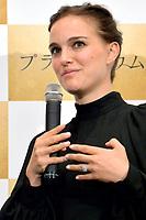 Natalie Portman bei der Premiere des Kinofilms 'Planetarium' im Shinjuku Wald 9 Cinema. Tokio, 20.07.2017