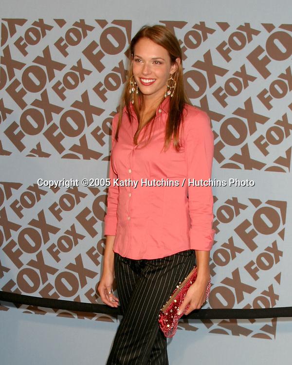 Amanda Righetti.Fox TV Upfronts.Boathouse at Central Park.New York City, NY.May 19, 2005.©2005 Kathy Hutchins / Hutchins Photo...