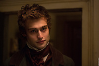 Mary Shelley (2017) <br /> Douglas Booth<br /> *Filmstill - Editorial Use Only*<br /> CAP/MFS<br /> Image supplied by Capital Pictures