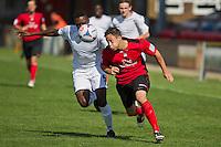 Eastbourne Borough FC (4) v Aldershot Town FC X1 (2) 10.08.13