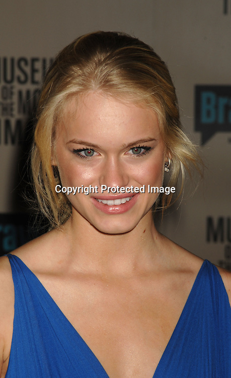 Leven Rambin..at The Museum of The Moving Image salute to Will Smith ..at The Waldorf Astoria Hotel in New York on December 3, 2006...Robin Platzer, Twin Images
