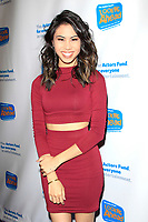 LOS ANGELES - DEC 5: Ashley Argota at The Actors Fund's Looking Ahead Awards at the Taglyan Complex on December 5, 2017 in Los Angeles, California