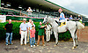 Hiram winning at Delaware Park racetrack on 6/25/14