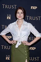 "NEW YORK CITY - MARCH 15: Aya Cash attends FX Networks 2018 Annual All-Star Talent Party and ""Trust"" screening at the SVA Theater on March 15, 2018 in New York City. (Photo by Anthony Behar/FX/PictureGroup)"