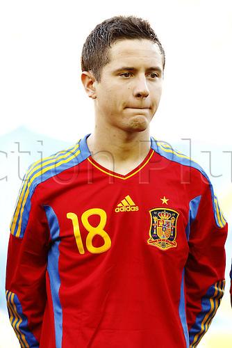 05.06.2011. Soria, Spain.  Ander Herrera (ESP)  Head shot of Ander Herrera, Under-21 International friendly match between U21 Spain and U21 Russia, at the Los Pajaritos stadium on June 05, 2011 in, Soria, Spain.
