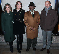 NEW YORK, NY - DECEMBER 04: Natalie Morales, Savannah Guthrie, Al Roker, Matt Lauer attending the 81st Annual Rockefeller Center Christmas Tree Lighting Ceremony held at Rockefeller Center on December 4, 2013 in New York City. (Photo by Jeffery Duran/Celebrity Monitor)