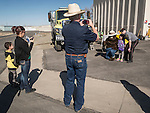 Open House at the WInnemucca Municipal Airport on Sunday at Shooting the West XXVII, Winnemucca, Nev.