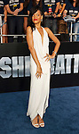 LOS ANGELES, CA - MAY 10: Rihanna attends the Los Angeles premiere of 'Battleship' at Nokia Theatre L.A. Live on May 10, 2012 in Los Angeles, California.