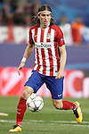 Atletico de Madrid's Filipe Luis during UEFA Champions League match. March 15,2016. (ALTERPHOTOS/Acero)