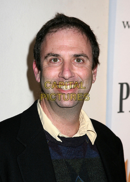 "DANNY RUBIN.Writers Guild of America unveils ""101 Greatest Screenplays"", Beverly Hills, California, USA,.06 April 2006..portrait headshot .Ref: ADM/BP.www.capitalpictures.com.sales@capitalpictures.com.©Byron Purvis/AdMedia/Capital Pictures."